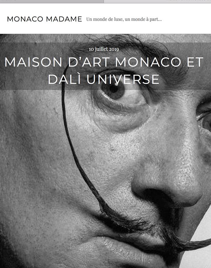 Maison d\'Art Gallery | Press